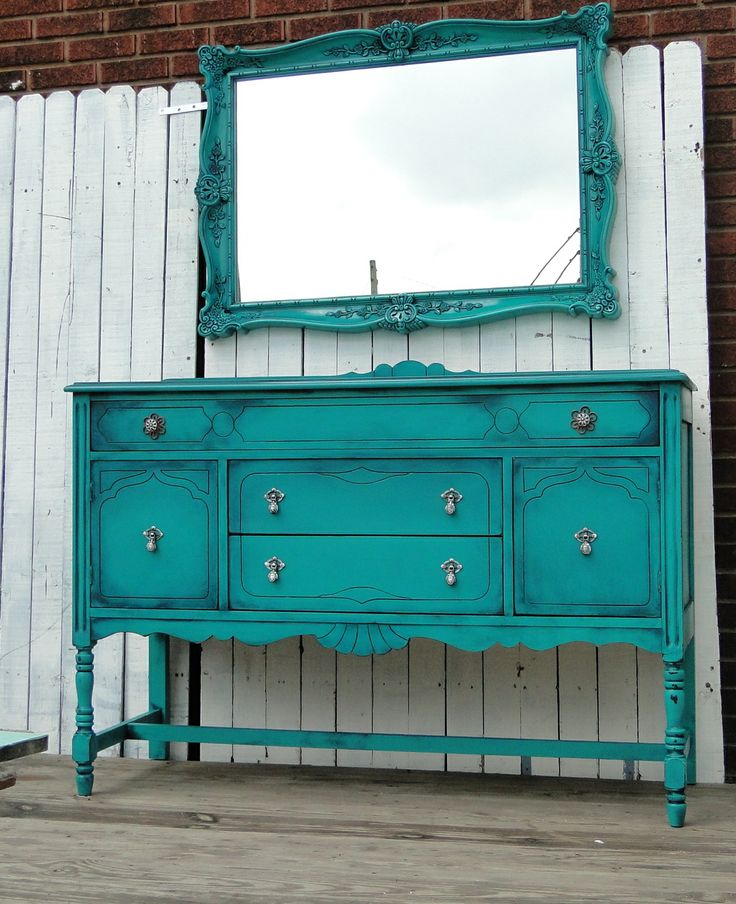 91 Best Turquoise / Teal Furniture Images On Pinterest