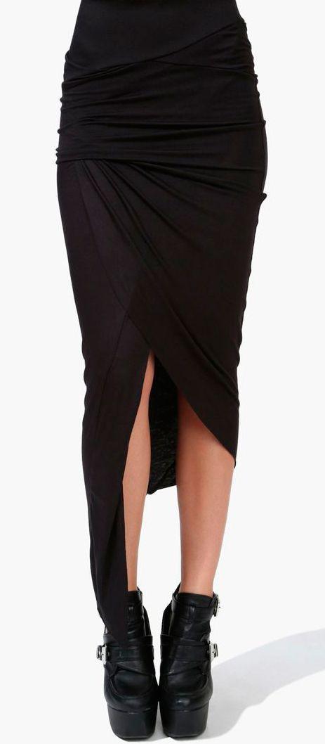 Asymmetrical Skirt 65