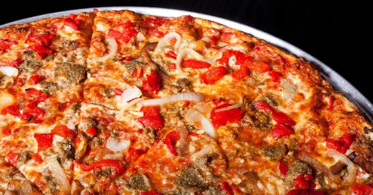 Bons lugares para comer pizza em Miami #viagem #miami #orlando
