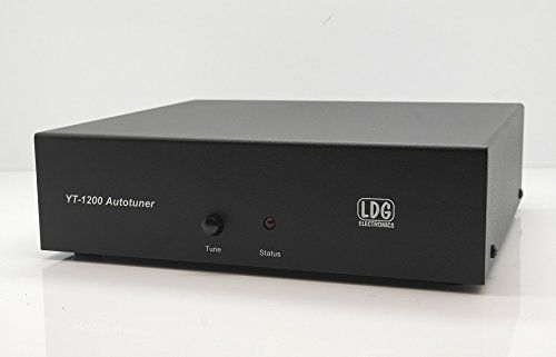 Best price on LDG Electronics YT-1200 Automatic Antenna Tuner 1.8-54 MHz, .1-100 Watts, 2 Year Warranty, Works with: FT-450(D), FT950, FTDX-1200 and FTDX-3000 * Includes 1.5 foot CAT/Power interface cable. //   See details here: http://vehicleidea.com/product/ldg-electronics-yt-1200-automatic-antenna-tuner-1-8-54-mhz-1-100-watts-2-year-warranty-works-with-ft-450d-ft950-ftdx-1200-and-ftdx-3000-includes-1-5-foot-catpower-interface-cable/ //  Truly a bargain for the inexpensive LDG Electronics…