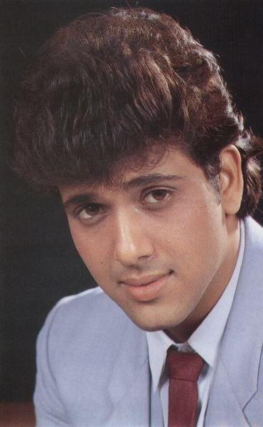 Индийский актер говинда фото его жены