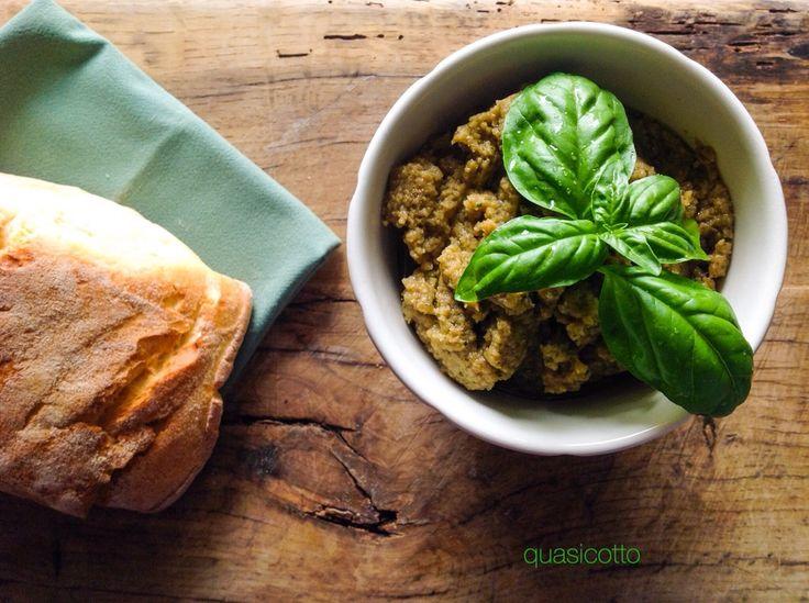 Crema di melanzane vecchia ricetta dalla Sicilia