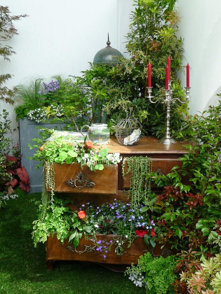 Plus de 1000 id es propos de jardins sur pinterest for Au jardin paris
