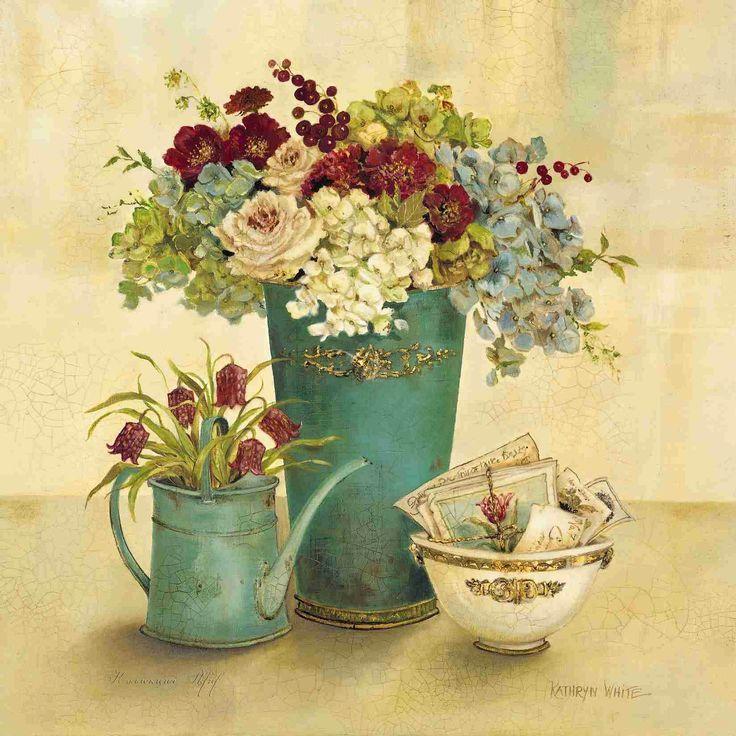 Hydrangea Blooms (Kathryn White)