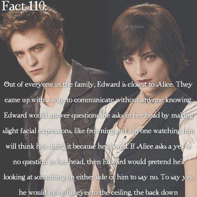 I love Edward and Alice!