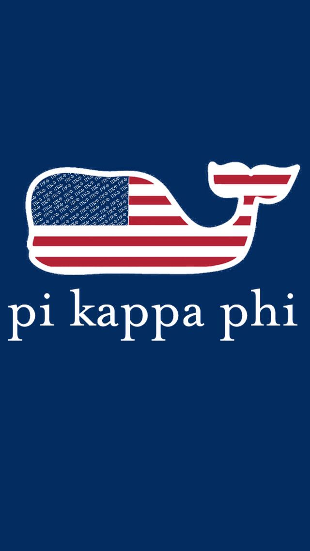 Pi Kappa Phi and Vineyard Vines