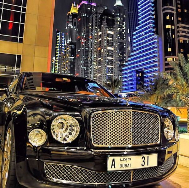 Bentley Mulsanne  available for rental in Cote d'Azur and Paris by Saintrop.com!