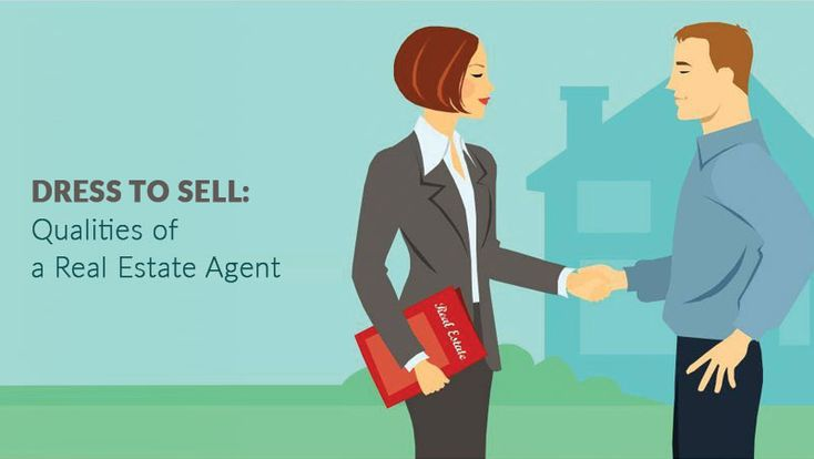 Dress to sell: Qualities of a Real Estate Agent