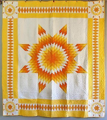 Awesome border on this quilt.