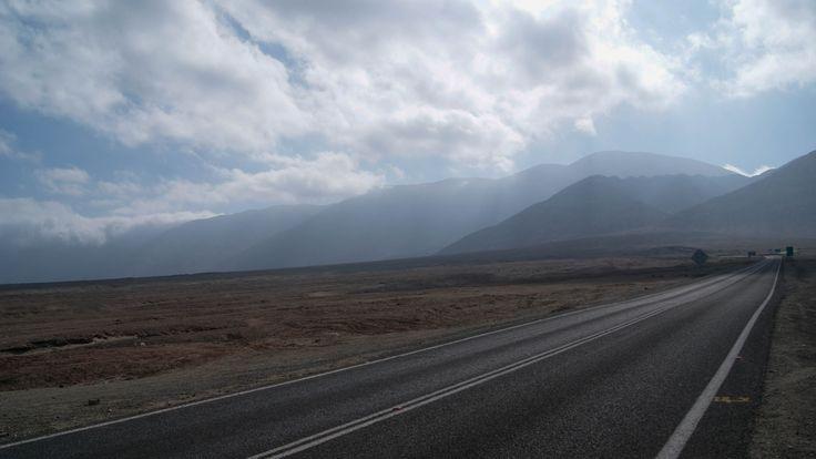 Camino... a Santa María... Antofagasta