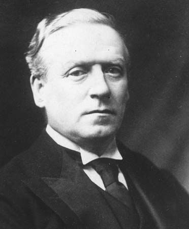 British leader, Prime Minister Asquith. Involved in the Triple Entente.