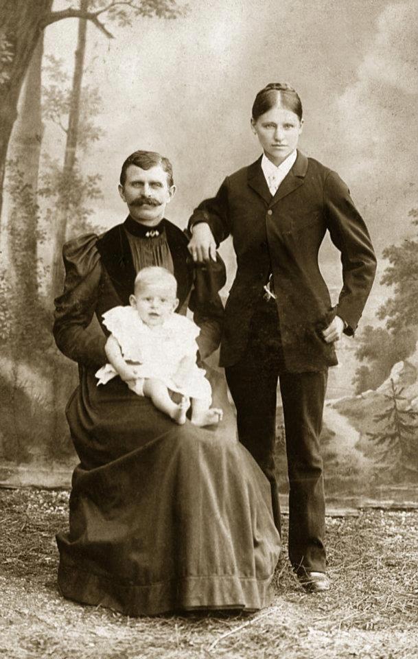 19th Century Cross Dressing