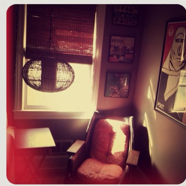 Our den