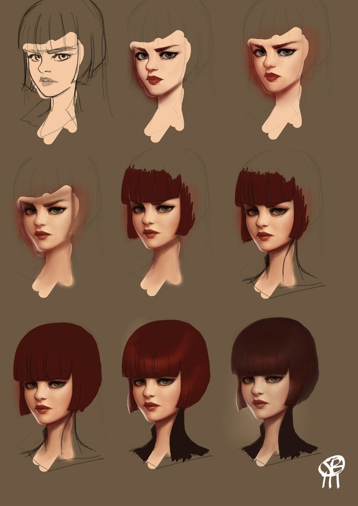 Character Design Tips And Tricks : A little step by serge birault on artstation