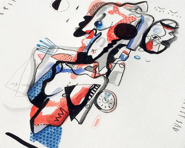 Painting 2014 — Ken Griffen   www.kengriffen.com