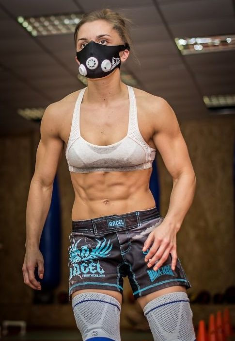 Crazy fit Russian strawweight fighter Aleksandra Albu | #MMa #MixedMartialArts #Fitness