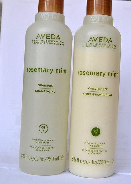 Aveda Rosemary Mint shampoo & conditioner