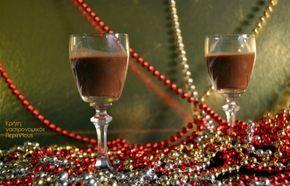 Λικέρ σοκολάτας με ρακή (ή μήπως σιρόπι σοκολάτας ή μήπως γλάσο σοκολάτας;) – Κρήτη: Γαστρονομικός Περίπλους