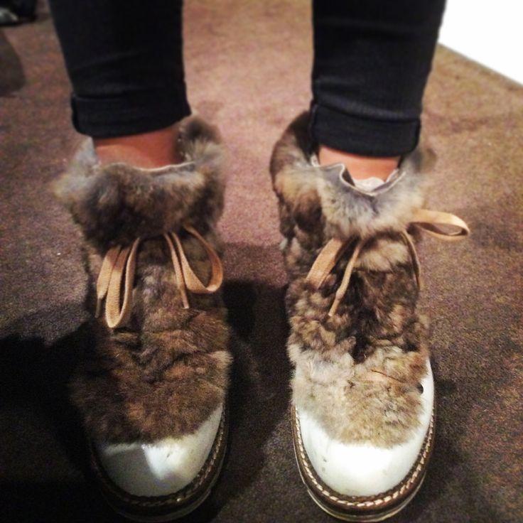 Warm shoes !!!!!!!!!