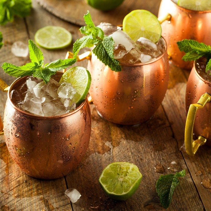 Ways to Make Over a Moscow Mule