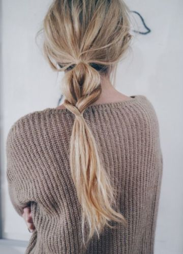 Pinterest-Inspiration: Das ist unser liebster Haartrend für den Herbst