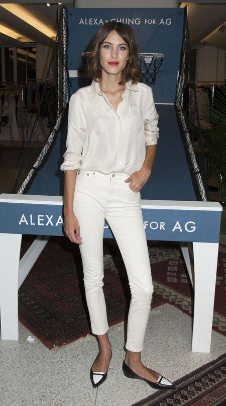 Alexa Chung(アレクサ・チャン)