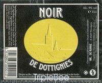 Label van Noir de Dottignies