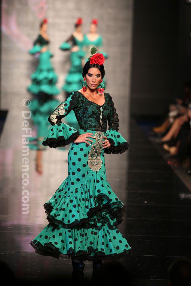 Fotografías Moda Flamenca - Simof 2014 - Sonia & Isabelle 'Fuerza y valor' - BR Complementos 'Brave' - Simof 2014 - Foto 06