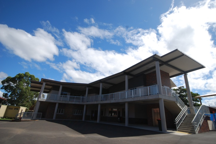 Ritek Roof System Riverwood School - part of the BER program - NSW