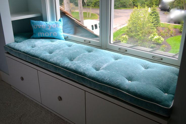 17 Best Images About Window Seats On Pinterest Cushions