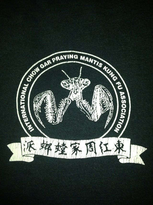mantis school logo