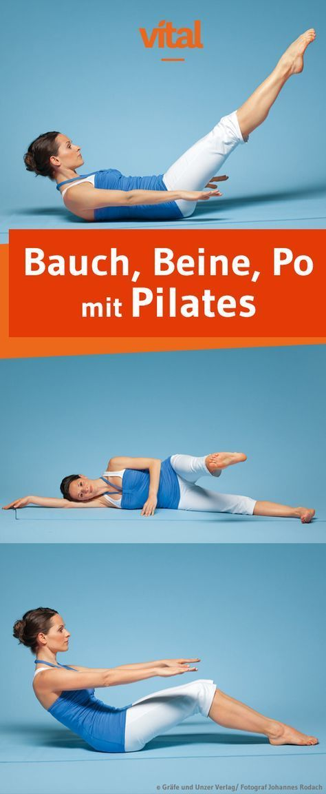 Belly Legs Butt The Three Best Pilates Exercises