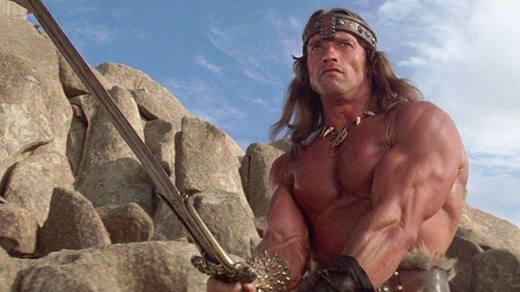 Oh No! Arnold Schwarzenegger's LEGEND OF CONAN Film is Dead! — GeekTyrant