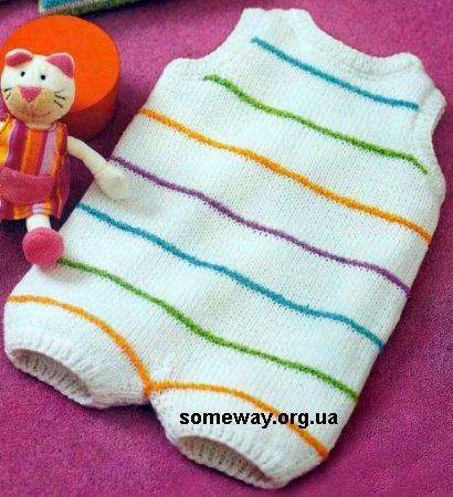 Free Russian Knitting Pattern ~ so cute.