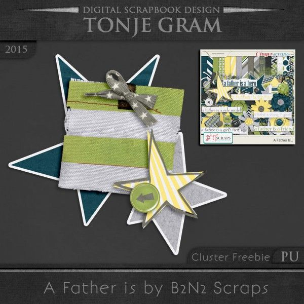 TonjeGram_B2N2_A-Father-Is_Cluster