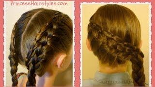 Princess Hairstyles - YouTube