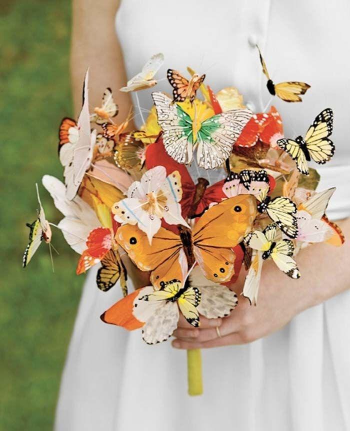 11 Buquês de noiva nada convencionais para o verão | http://www.blogdocasamento.com.br/xx-buques-nada-convencionais-para-o-seu-casamento-no-verao/