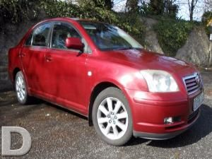 2005 Toyota Avensis*Automatic*TAX 10/15 NCT 07/15