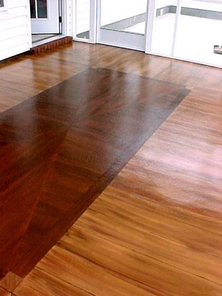Faux Wood Floor   WetCanvas