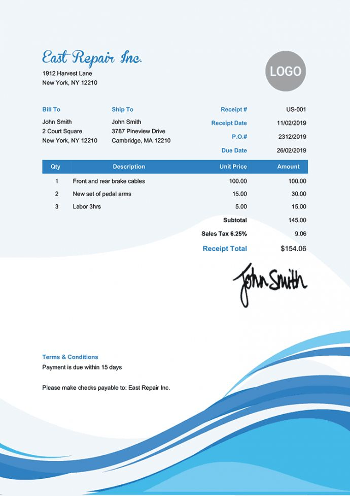 Explore Our Sample Of Money Order Receipt Template Invoice Template Estimate Template Receipt Template