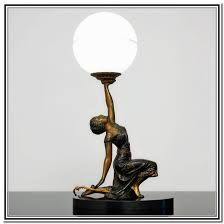 Image result for art deco lamps
