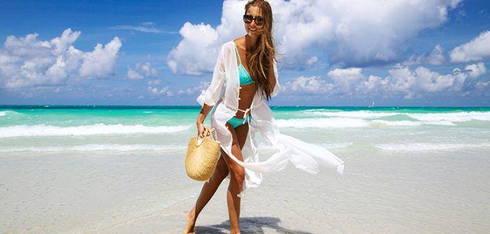 Mantenerse hidratado, la clave para cuidar la piel en verano - Siéntete Guapa Belleza Natural, Straw Bag, Cover Up, Beach, Fashion, Skin Tips, Beauty Tips, Skin Care, Perfect Body