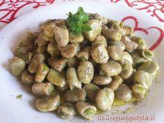 Fave in umido - Ricette di cucina Il Cuore in Pentola