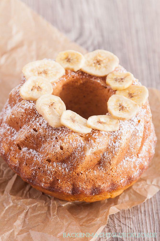 Saftiger Bananenkuchen