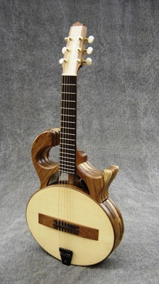 Mervyn Davis Smoothtalker soprano guitar