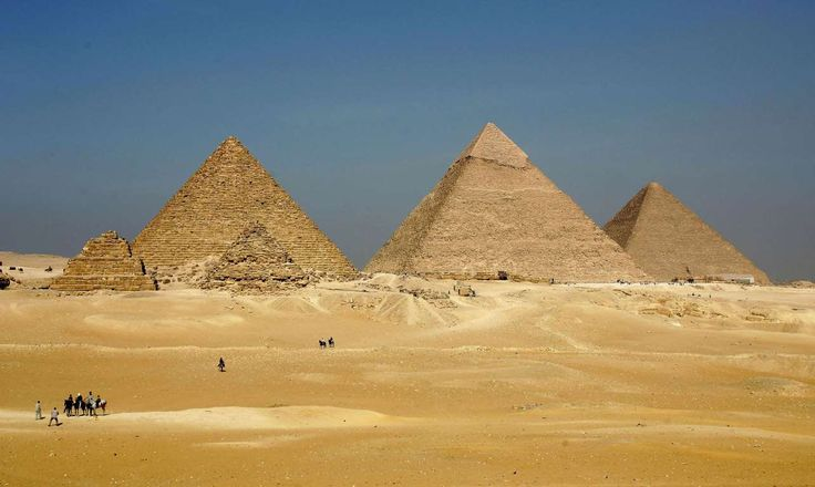 Great Pyramids (Giza, Egypt) - Sean Gallup/Getty Images