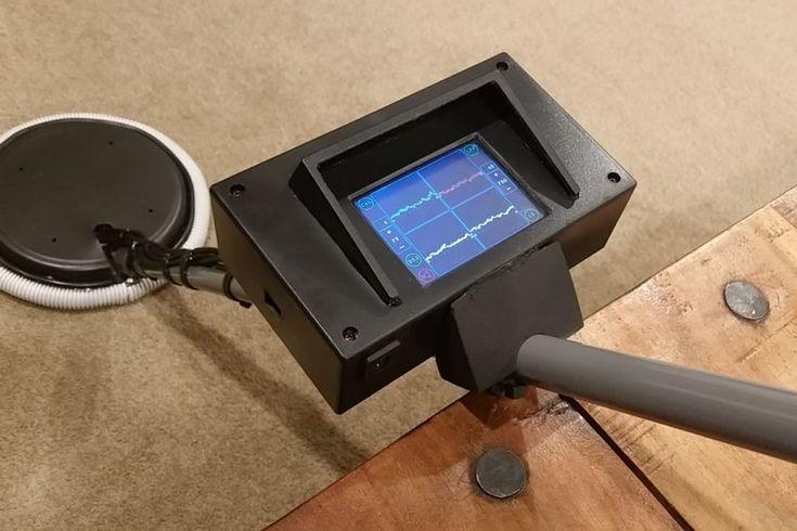 How To Build Beat Balance Metal Detector Circuit Diagram