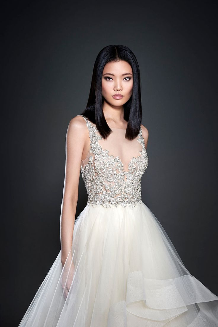 25 Best Ideas About Lazaro Bridal On Pinterest