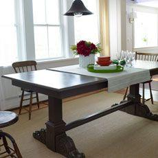 Best 25+ Trestle tables ideas on Pinterest | Farm tables, Dining ...