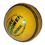 Leather Indoor Cricket Ball  $8.00